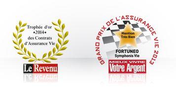 Fortuneo, une offre d'assurance vie récompensée