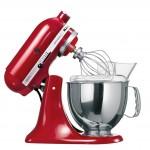 Un robot Kitchenaid rouge empire  à moins de 400 euros vous attend sur Webdistrib.com..