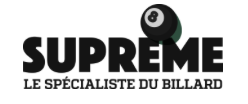 Suprême : tous les conseils et accessoires de billard en ligne